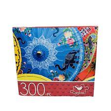 Paper Parasols - Puzzle - 300 Pc - New