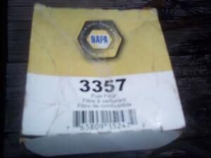 NAPA   3357   Fuel Water Separator Filter   SAME AS  Wix 33357