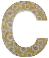 Something Different Letter C Wall Plaque