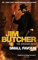 Small Favour: A Dresden Files novel, Butcher, Jim, Very Good condition, Book