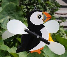 PUFFIN WHIRLIGIG / PUFFIN WHIRLYGIG / WHIRLYBIRD / GIG / BIRD (Hanging)