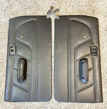89 95 Toyota Pickup Truck Standard Cab Door Panels Oem Drivers Passenger Side