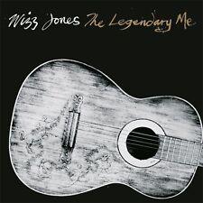 WIZZ JONES - The Legendary Me. New CD + bonus tracks