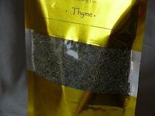 Thym à base de plantes naturelles Premium Loose Leaf Tea 40 g Fresh Spring Harve...