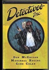 Detectives Inc HC IDW 2009 NM+ 9.6 1 2 3 Terror Dying Dreams Threatening Green