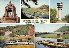 BG10142 westfalische pforte porta westfalica ship bateaux   germany