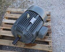 "FUKUTA ELECTRIC MOTOR 15 HP 3 PH #AEEF POWERMATIC 37"" WIDE BELT SANDER"