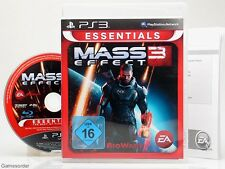MASS EFFECT 3 / III  - dt. Version -  ~Playstation 3 Spiel~_