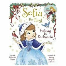 Sofia the First Holiday in Enchancia, Hapka, Catherine, Disney Book Group, Good