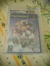 >> VGA 85+ AR TONELICO PLAYSTATION 2 PS2 PAL FRENCH NEW FACTORY SEALED! <<