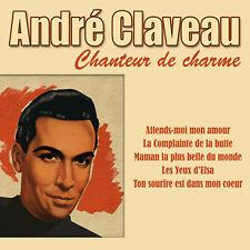 CD André Claveau - Chanteur de charme