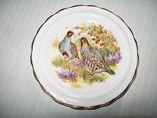Vintage Royal Grafton Fine Bone China Decorative Bird Plate Made in England
