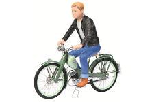 NEU Schuco Motorrad NSU Quickly+ Figur,450662800,limitiert,Edition1:10,NEU/OVP