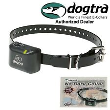 Dogtra YS300 No-Bark Control for Dogs 10 lbs. + Rechargeable Bark Collar