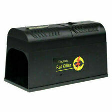 ELECTRONIC MOUSE RAT RODENT KILLER ELECTRIC ZAPPER CONTROL E2B3 NO D TRAP X6R2