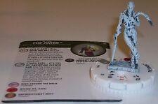 Sketch Variant THE JOKER #033 The Joker's Wild DC HeroClix Rare