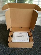 NEW SonicWall TZ 200 TotalSecure 1-SSC-8742 Firewall Network Protection