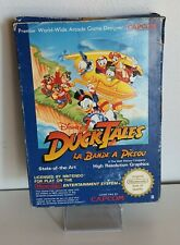 Ducktales Nintendo Nes, With . , Pal-B A7330