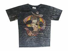 Buy online Men T Shirt Om Buddha Nirvana Yoga New Hippie Cotton No Time Brand M