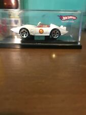 Super Rare Hot Wheels Toy Fair Exclusive 2008 Speed Racer Mach 5 Limited Edition