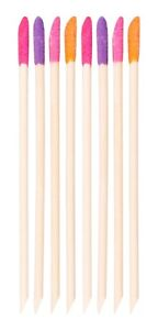 Brushworks Pack of 8 Cuticle Crystal Sticks