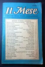 IL MESE NUMERO 12 NOVEMBRE - DICEMBRE 1944