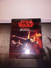 THE BEST OF THE STAR WARS ADVENTURE JOURNAL ISSUES 1-4 SUPPLEMENT WEST END GAME