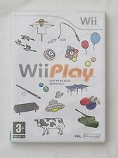 WII PLAY GAME ONLY WII