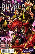 Royals #2 Comic Book 2017 - Marvel