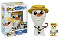 Funko POP! Frozen #144 Olaf with Seagull LIMITED EDITION *CASE FRESH*