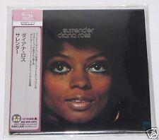DIANA ROSS / Surrender JAPAN SHM-CD Mini LP w/OBI  UICY-75383 NEW!!