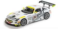 1:18 Mercedes SLS n°84 Spa 2013 1/18 • MINICHAMPS 151133184