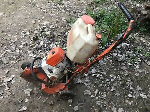 Stihl Disc Cutter And Floor Saw Attatchment