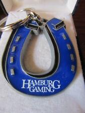 Hamburg Gaming Horseshoe Key Chain