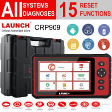 Launch X431 CRP909 Automotive OBD2 Scanner Full System Android Diagnostic Tablet