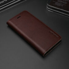 GARIZ Leather Wallet Stand Case for iPhone 6 4.7 PL-IP6SBR Brown