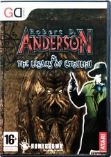 Gioco Pc Robert D. Anderson & The Legacy of Cthulhu - GD Games Usato