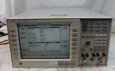 Agilent E5515C 8960 Series 10 Wireless communications Test Set w/Opt 002 and 003