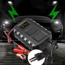 Intelligent 12V 20A Automotive Battery Lead Acid Battery Charger Motorcycle Fine