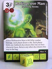 Marvel Dice Masters - #094 Radioactive Man Splitting Atoms - Civil War