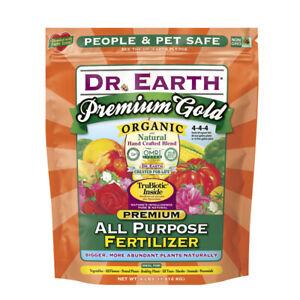 DR. EARTH ALL PURP FERTILIZER 4
