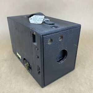 Kodak No. 4 Bullet Camera Model Of 1896 Black Vintage Box Camera
