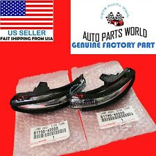 GENUINE OEM TOYOTA 4RUNNER RAV4 RIGHT & LEFT MIRROR SIDE TURN SIGNAL LAMP SET