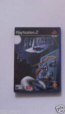 SLY RACCOON for PLAYSTATION 2 'VERY RARE AND HARD TO FIND'