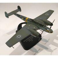 Oxford Diecast Aviation Messerschmitt Me 110G JG/1 Wespen Geschwader 1943 AC051