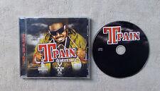 """CD AUDIO MUSIQUE INT / T PAIN """"STREET LIFE"""" CD ALBUM 37T 2008"""