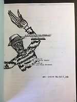 NIGHTMARE ON ELM STREET 3: DREAM WARRIORS Screenplay 10/6/86 WES CRAVEN