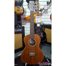 Cordoba 25T Tenor Ukulele with Solid Acacia Top and Acacia Body and Deluxe Bag
