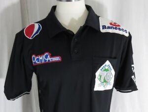 Venezuela Professional Baseball 70th Year 2015 2016 Year Black Jersey Patches XL