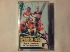 SERGE LEBRASSE & THE KANASUCS Danser sega mc cassette k7 RARA VERY RARE UNPLAYED